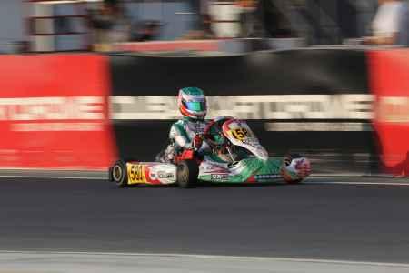 Khalid Al Wahaibi X30 Challenge UAE Round 1 - X30 Shifter Dubai Kartdrome