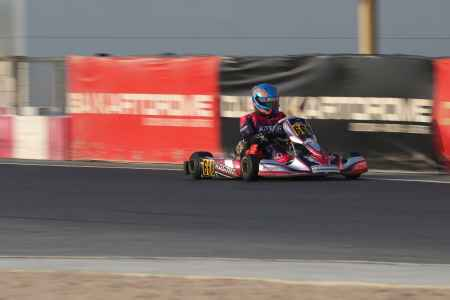 Mohammed Al Ghurair X30 Challenge UAE Round 1 - X30 Shifter Dubai Kartdrome