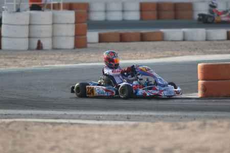 Jamie Day - Junior X30 - Dubai Kartdrome