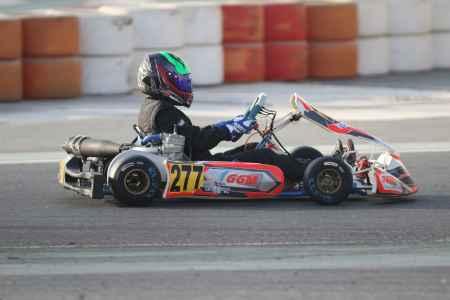 Kamal Agha - Junior X30 - Dubai Kartdrome