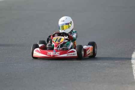 Abdul Wahab Al Habsi - UAE Bambino Cup - Dubai Kartdrome