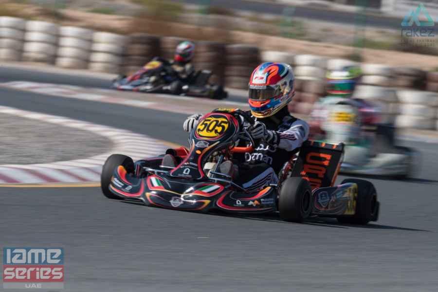Saeed Al Ali X30 Shifter