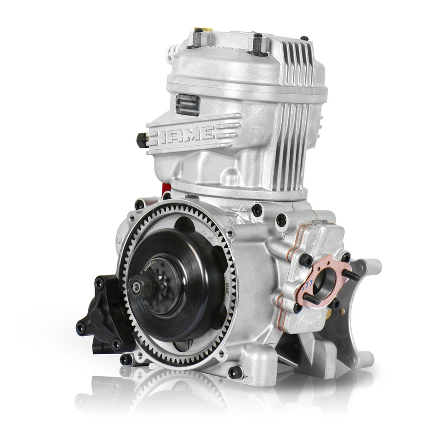 IAME X30 Junior Kart Engine 006