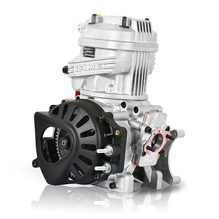 IAME X30 Junior Kart Racing Engine