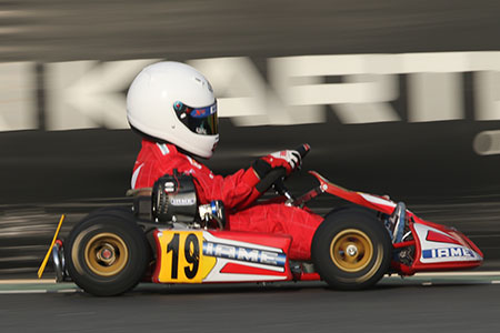 Zac Stimpson takes Round 1 Bambino Cup Victory