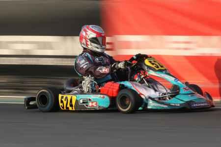 Hussain Hasan X30 Challenge UAE Round 1 - X30 Shifter Dubai Kartdrome