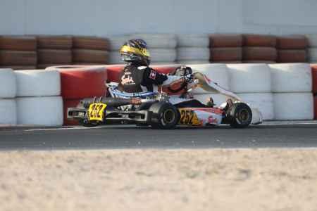 Constantin Reisch - Junior X30 - Dubai Kartdrome
