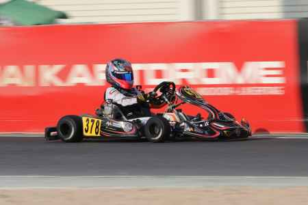 Amna Al Qubaisi - X30 Senior - X30 Challenge UAE Round 1 - Dubai Kartdrome