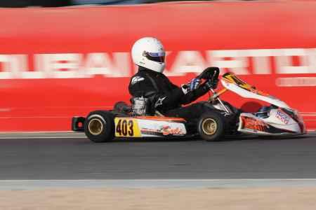 Prashant Kochhar - X30 Master - X30 Challenge UAE Round 1 - Dubai Kartdrome