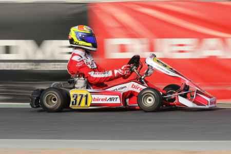Manaf Hijjawi - X30 Senior - X30 Challenge UAE Round 1 - Dubai Kartdrome